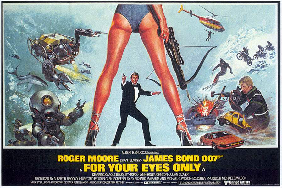 For-Your-Eyes-Only-James-Bond-Poster