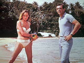 dr. no ursula andress sean connery james bond