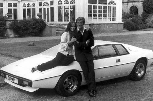 "Lotus Esprit Turbo from ""The Spy Who Loved Me"