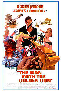 James Bond The Man with the Golden Gun